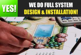 we do full system design and installation of sprinkler systems in denver colorado